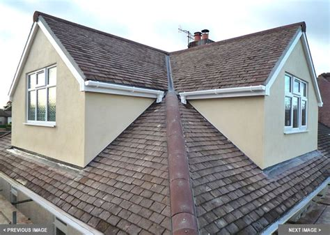 Hipped Roof Attic Conversion  Google Search Craftsman