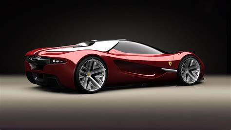 Ferrari Supercars Hd Wallpaper