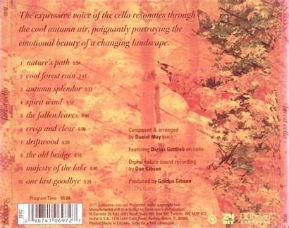 Solitudes Gibson Dan Forest Cello