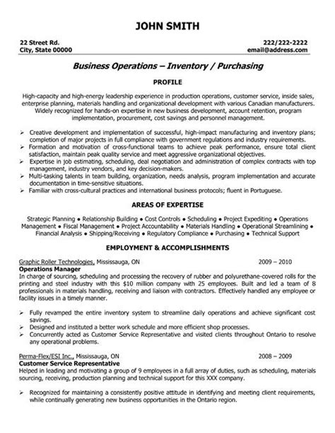 Resume Of Manager Operations by 10 Best Images About Best Operations Manager Resume