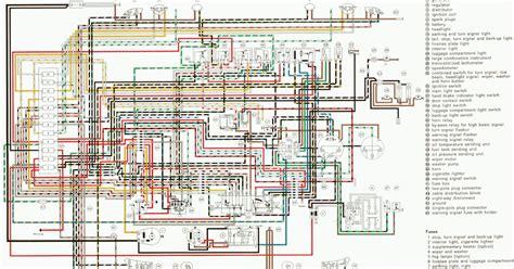 Free Auto Wiring Diagram Porsche