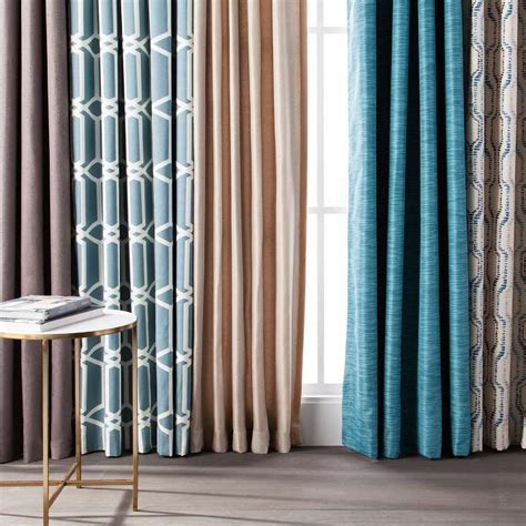 Blue Window Curtains Target by Curtains Drapes Target