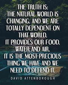 40 Best Environ... Water Environment Quotes
