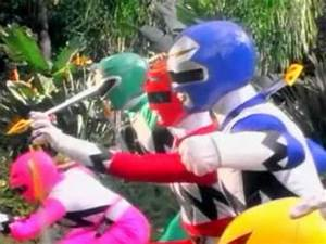 Power Rangers Top 10 Morph Sequences - YouTube