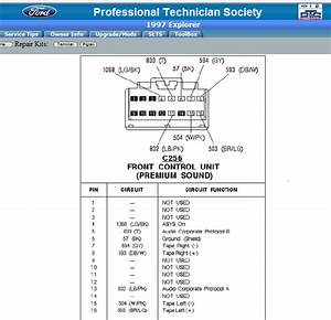 97 Mountaineer Radio Wiring Diagram