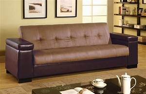 The most comfortable sectional sofatwo tone leather sofa for Sectional sofa with storage underneath