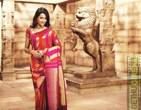 Hd Photos Of Actress Trisha In Pothys Ad