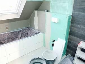 Luftfeuchtigkeit Im Bad : trockenbau im bad i vormauerung w nde decken ~ Markanthonyermac.com Haus und Dekorationen