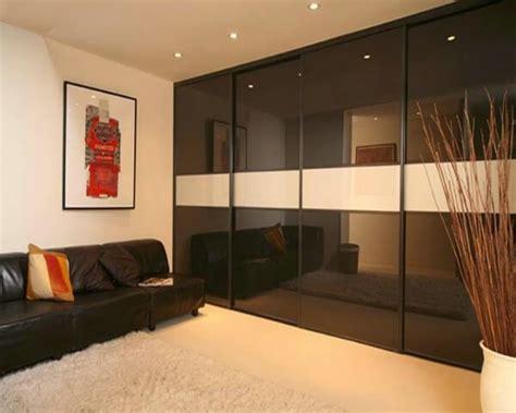 modern contemporary sliding doors wardrobe interior