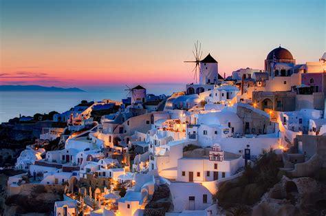 Fileoia Santorini Hdr Sunset Wikimedia Commons