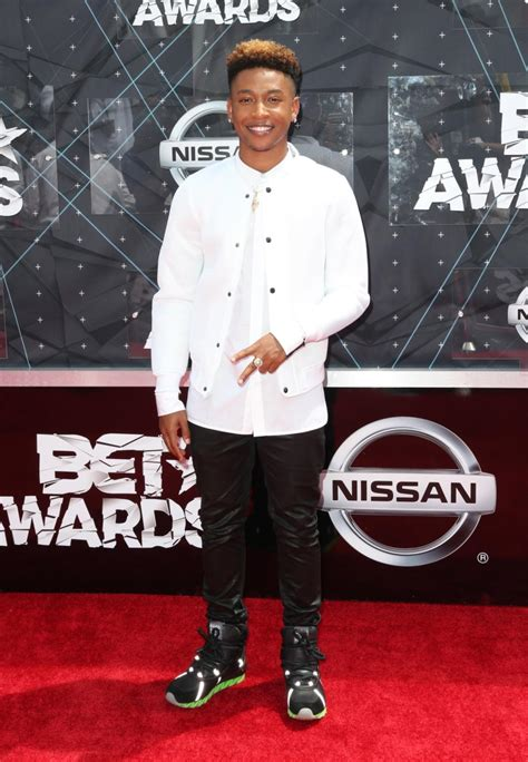 Jacob Latimore Attends The 2019 Bet Awards At The