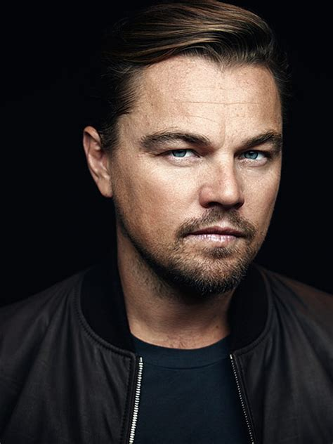 Leonardo Dicaprio Says He Didnt Expect Overnight Fame