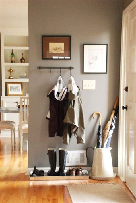 25 best ideas about small entryway organization on