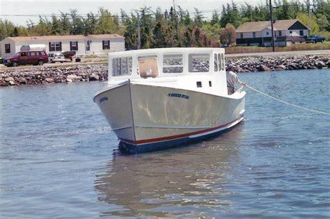 Captain Pete Fishing Boat by Yankee Star The Boat
