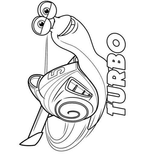 Turbo Kleurplaat by Kleurplaten En Zo 187 Kleurplaten Turbo Pixar