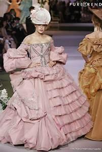 Maison Christian Dior : maison christian dior haute couture automne hiver 2007 ~ Zukunftsfamilie.com Idées de Décoration