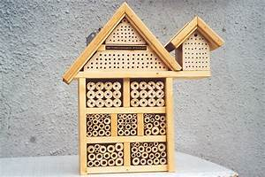 anleitung insekten nisthilfen selbst bauen nabu With französischer balkon mit sonnenschirm basteln vorlage