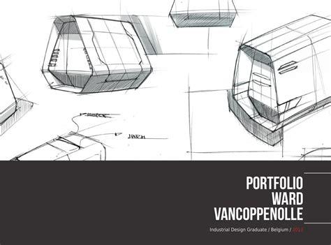 industrial design portfolio industrial design portfolio by ward vancoppenolle issuu