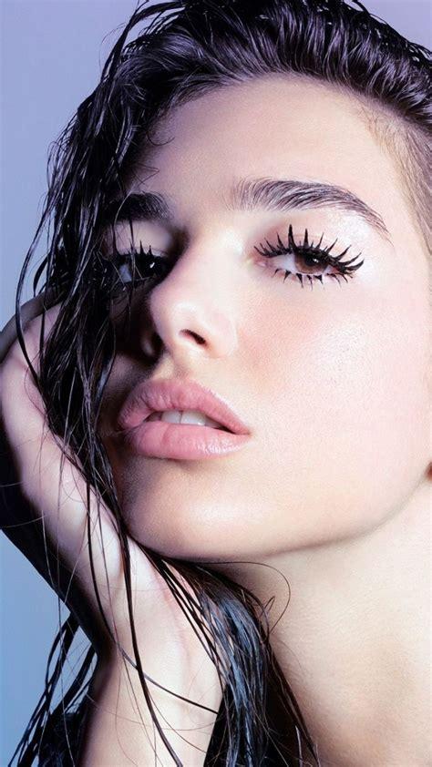 Dua Lipa, wet hair, beautiful, 720x1280 wallpaper   Fotos ...