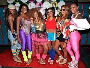 Style dress 80s and 90s theme | Skate party ideas ...