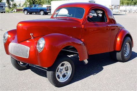 1941 Willys. Crazy Cool Car.