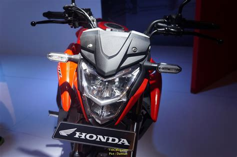 Honda Cb150r Streetfire Image by 2016 Honda Cb150r Streetfire Launched In Indonesia