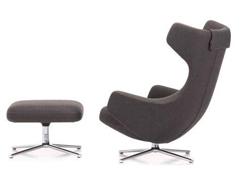 Ottoman Lounge Chair by Grand Repos Lounge Chair Ottoman Hivemodern