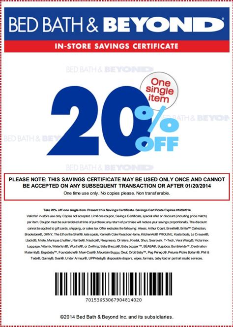 1000 images about bed bath and beyond coupons on