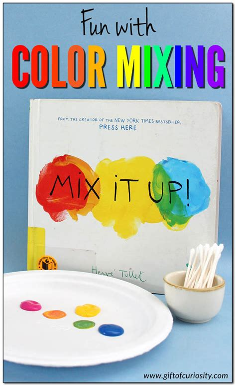with color mixing gift of curiosity 217 | Fun with color mixing Gift of Curiosity
