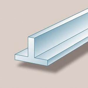 Profilé Inox En U : profil aluminium en t 30 x 30 x 3 mm brut ~ Dailycaller-alerts.com Idées de Décoration