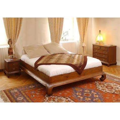 chambre en teck lit opium teck pas cher en vente chez origin 39 s meubles