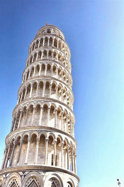 Leaning Tower Pisa Italy Architecture Noo5