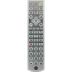 Under Cabinet Wireless Led Lighting by Ge 4 Device Universal Dvr Remote Control Silver Jasco