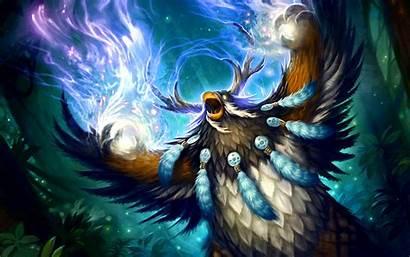 Warcraft Druid Wallpapers Wow Ultra Pixelstalk Moonkin