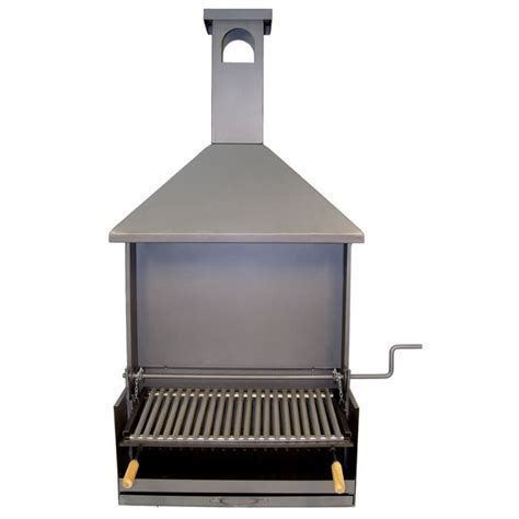 Cheminee Barbecue by Cheminee Insert Barbecue