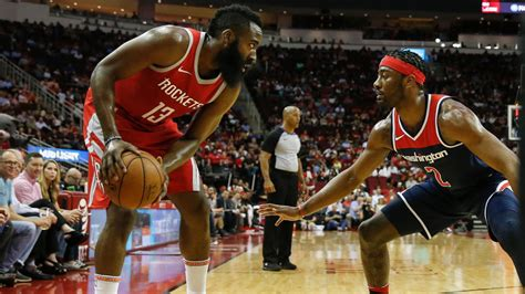 James Harden preferred John Wall over Russell Westbrook ...