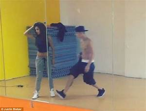 Justin Bieber posts sexy video of him grinding with Selena ...