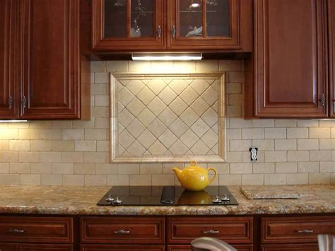 beige backsplash tile ideas cabinet hardware room