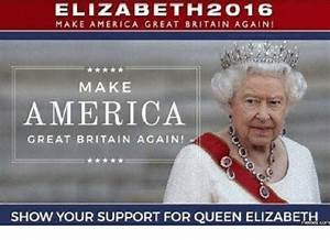 Funny Queen Elizabeth Memes of 2017 on SIZZLE | Pose