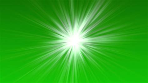 light flare special green screen background video