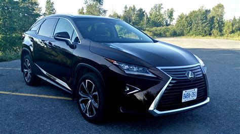 day  day review  lexus rx  expert reviews