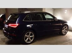 Audi SQ5 TwinTurbo TDI Awesome Sound autoevolution