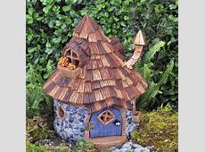 Shingletown Cone Top Fairy House