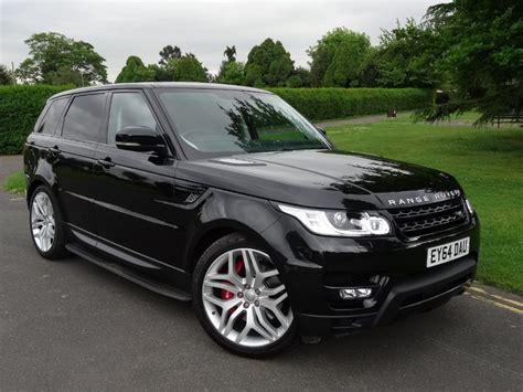 Used Santorini Black Land Rover Range Rover Sport For Sale