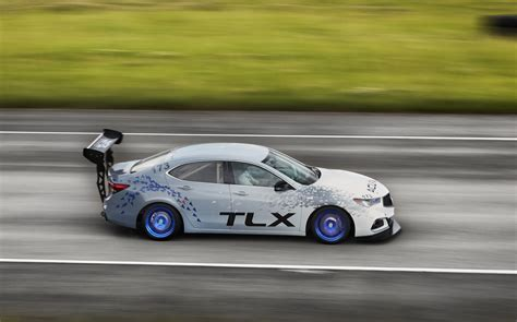 Acura Tlx 2020 Horsepower by Acura Is Bringing A 500 Horsepower Tlx To 2017 Pikes Peak