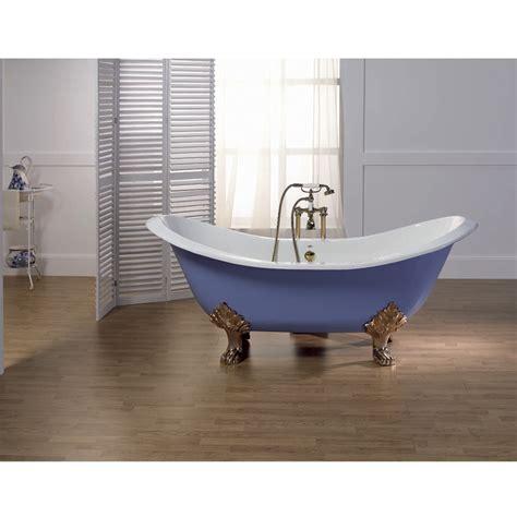 bagno in vasca vasca da bagno in ghisa smaltata e verniciata con piedini
