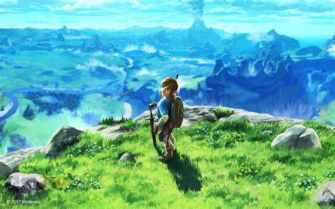 Legend Of Zelda Desktop Wallpaper Legend Of Zelda Breath Of The Wild Desktop Background Wallpaper Play Nintendo