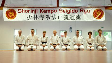 qu est ce que le shorinji kempo actualit 233 s tadashi clubs la vie des clubs