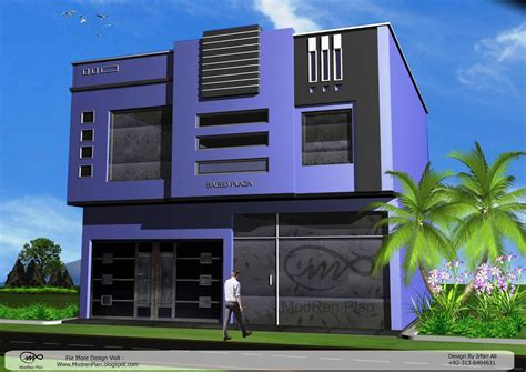 Creative Kitchen Ideas - modern commercial building designs and plaza front elevation