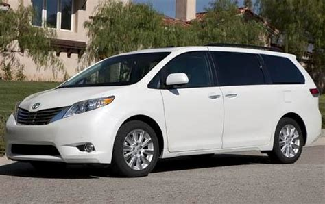 toyota sienna  sale pricing features